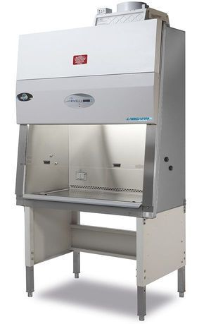 Customized biosafety cabinet