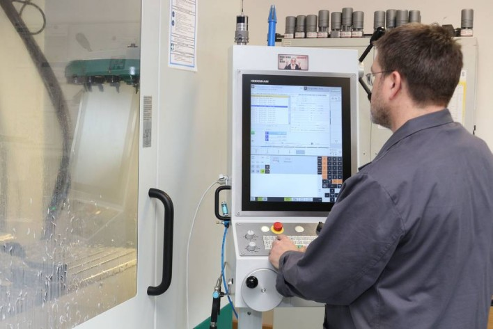 OEM ALS - In-house CNC Fertigung